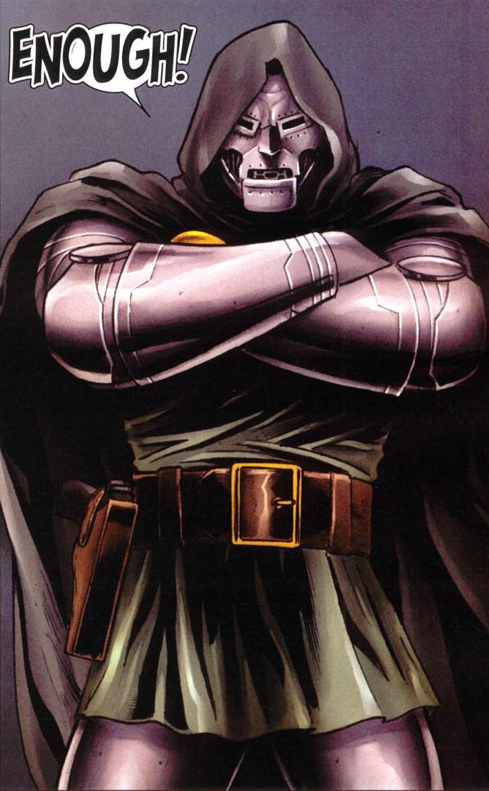 Doctor Doom (Marvel Zombies)
