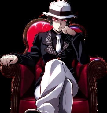 Human (Male/Anime)
