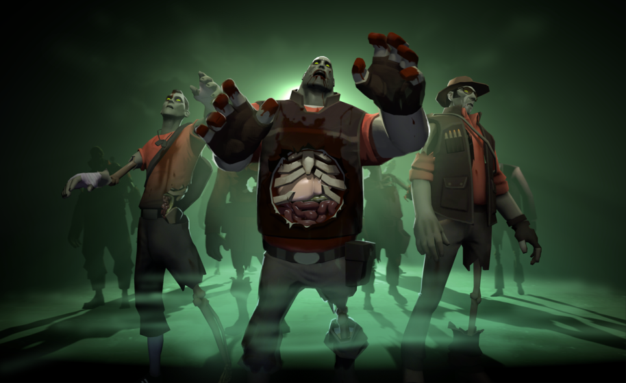 Zombies (Team Fortress 2)