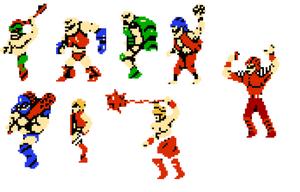Trojan Mamushi NES