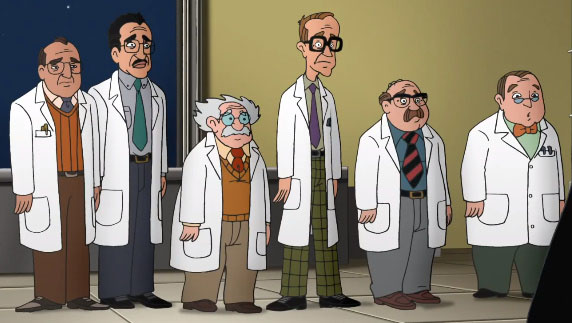 Anti-Recess Scientists