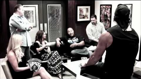 Bully Ray reveals The Hoax The Rise Of Aces and Eights (Part 4)