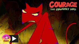 Courage The Cowardly Dog Cajun Fox Cartoon Network