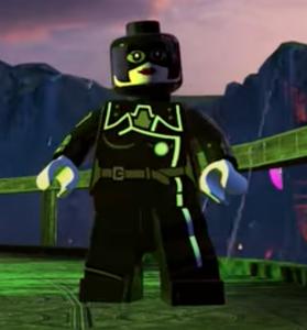 Doctor Poison Lego