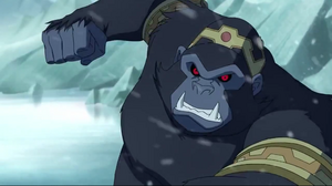 Gorilla Grodd JLATT
