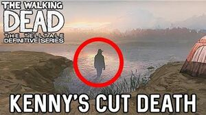 KENNY'S CUT DEATH - The Walking Dead
