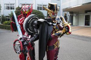 Kamen Rider Lupin 4