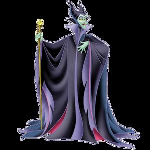 Maleficent vector