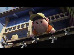 Pixar's Up - Seizing the Spirit of Adventure