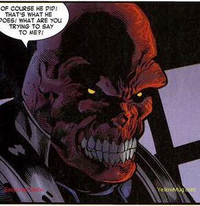 Red Skull 0001
