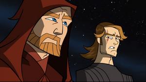Anakin Kenobi inquire