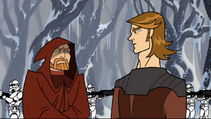 Anakin Obi-Wan sensing