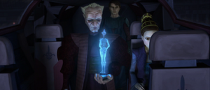 Chancellor Palpatine digits