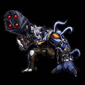 Damaged T-A.L.O.S. (Clan Master)