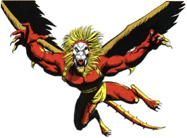 Griffin (Marvel)