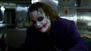 Joker heath ledger 1