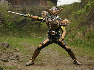 Kamen Rider Gaoh 3