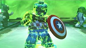 LEGO Marvel Super Heroes 2 - Captain America & The Presence Boss Fight 2