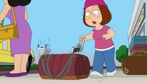 Meg Plants a Gun in Bonnie's Bag
