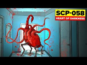 SCP-058 - Heart of Darkness (SCP Animation)