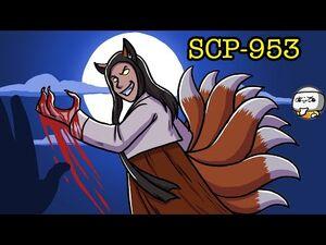 SCP-953 Polymorphic Humanoid (SCP Animation)