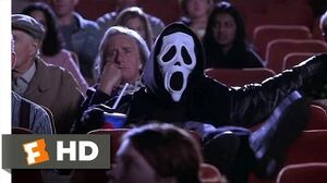 Scary Movie (8 12) Movie CLIP - Silent Theater (2000) HD