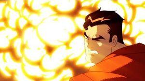 Superman and Batman vs Captain Atom, Starfire, Major Force & more Superman Batman Public Enemies