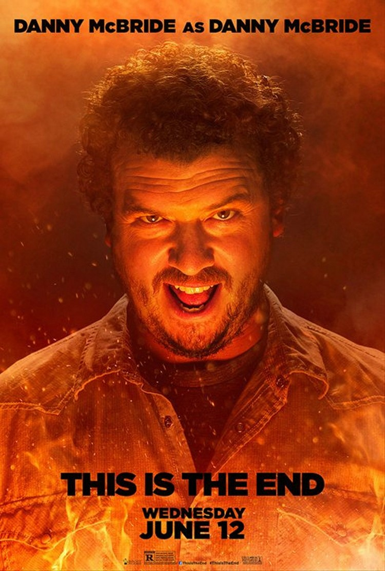 Danny McBride (This Is The End)