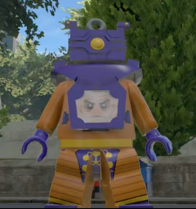 Arnim Zola Lego