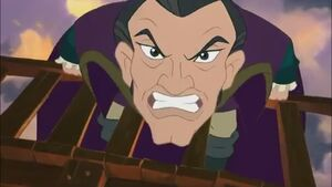 Count Grisham in the final battle
