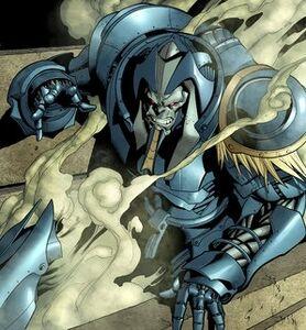 En Sabah Nur (Earth-616) from X-Men Apocalypse vs. Dracula Vol 1 1 0002