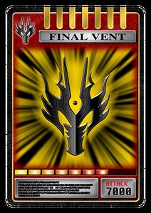 Final Vent (Ryuga) 1