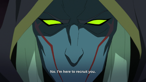 Haggar recruit Acxa, Ezor and Zethrid