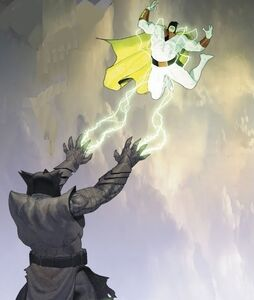 Metallus and Space Ghost