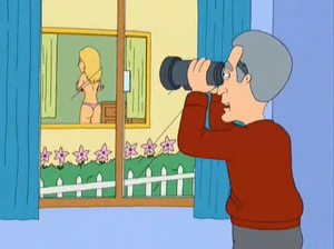 Mr. Rogers Being a Perv