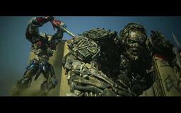 Optimus prime antes de Lockdown