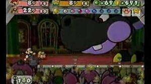Paper Mario 2 - Gloomtail