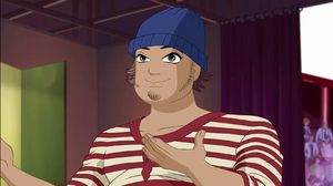 Smee in World of Winx