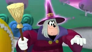 Witch Pete