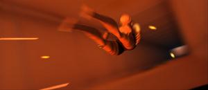 Asajj explosive escape