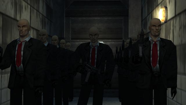 Agent 48's