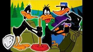Looney Tunes Daffy Duck Has Had Enough! Classic Cartoon Compilation WB Kids