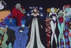 Queen Nehelenia & the Dead Moon Circus
