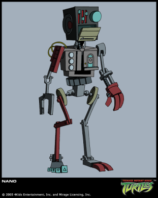 Nano (TMNT)