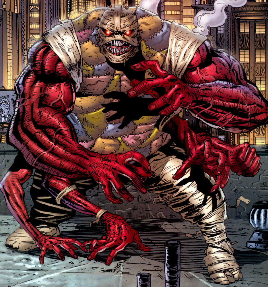Arachnid (Savage Dragon)