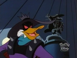 DarkWarrior Duck