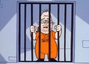 Jailed Lenny Baxter