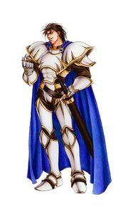 King Luca Blight