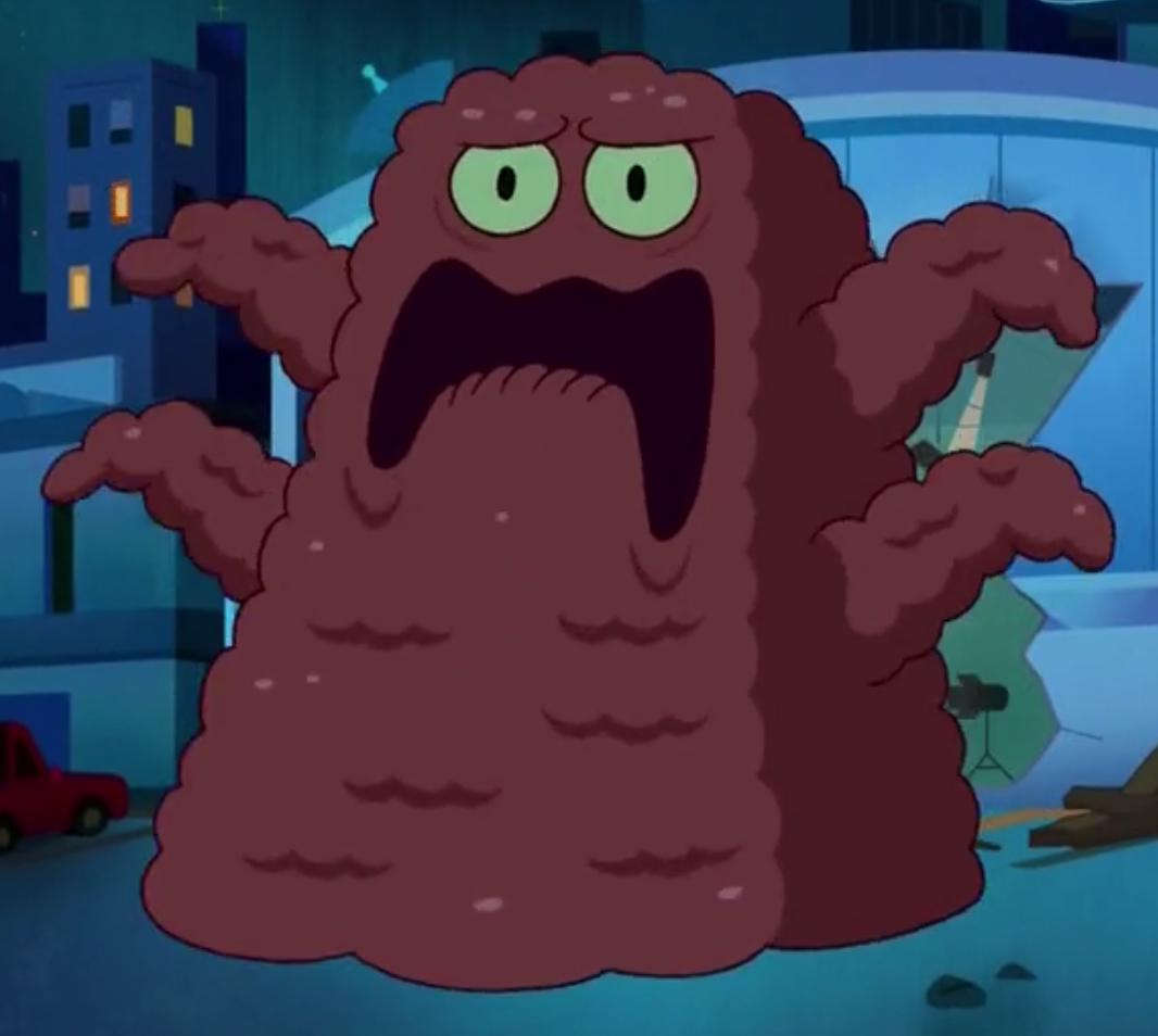 Meatloaf Monster