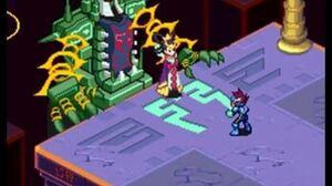 Mega Man Star Force 2 - Part 27 Le Mu